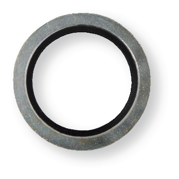 Steel/rubber sealing ring 18.5x26x2.5